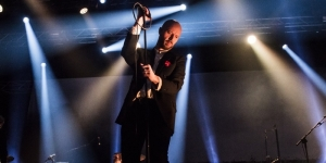 Live Review: Madrugada / Luke Elliot @ Tae Kwon Do Arena, 7/4/19