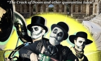 THE TIGER LILLIES LIVE FROM A SECRET PLACE IN ATHENS! | OCTOBER 1st, online concert live