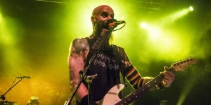 Live Review: Baroness / Breath After Coma @ Gagarin 205, 19/10/19