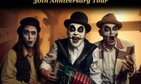 "The Tiger Lillies ""30th Anniversary Tour"" live σε Αθήνα (25/1, Fuzz Club) & Θεσσαλονίκη (24/1, Fix Factory Of Sound)"