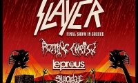 Slayer 13/7/2019 @ AthensRocks Festival