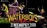 The Waterboys @ Piraeus 117 Academy | 21 & 22 Noεμβρίου 2019
