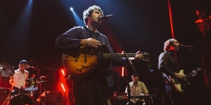 Live Review: Allah-Las @ Fuzz Live Music Club, 24/10/19