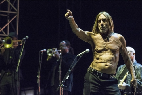 Live Review: Release Athens Festival 2019 - Day 2 (Iggy Pop, James, Shame, The Noise Figures, The Dark Rags) @ Πλατεία Νερού, 8/6/19