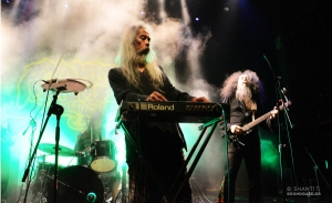 Live Review: Acid Mothers Temple & The Melting Paraiso UFO / Chickn @ Fuzz Live Music Club, 23/9/2017