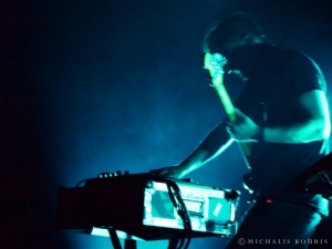 Live review: Bonobo, 18/6/2014, Fuzz Club, Αθήνα