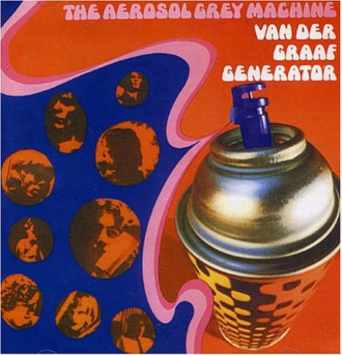 Van der Graaf Generator – The Aerosol Grey Machine (Esoteric Recordings, 2019)