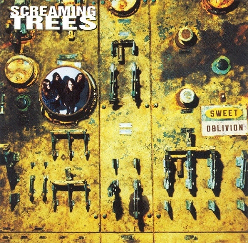 Screaming Trees – Sweet Oblivion (Cherry Red Records, 2019 - Επανακυκλοφορία)