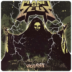 Planet of Zeus – Vigilante (ihaveadrum records, 2014)