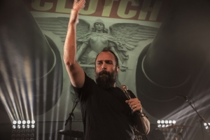 Live review: Clutch / Tuber @ Ιερά Οδός, 24/8/2016