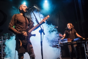 Live Review: Riverside / Allochiria / Verbal Delirium @ Gagarin 205, 8/3/2020