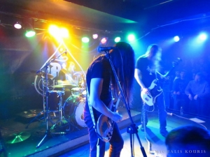 Live review: Samsara Blues Experiment / Spacement, 17/5/2014, Αν Club, Αθήνα