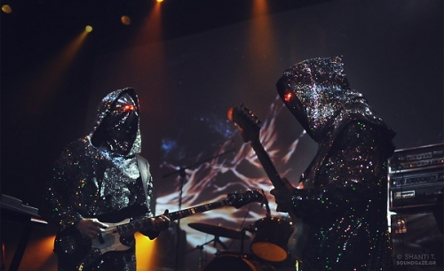 Live Review: Lumerians / The Steams @ Gagarin 205, 22/9/18