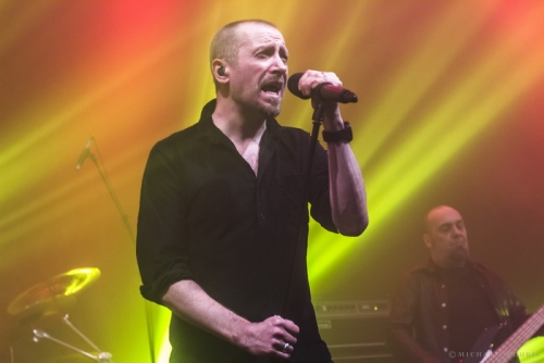 Live Review: Paradise Lost / Sorrows Path @ Piraeus 117 Academy, 22/12/18