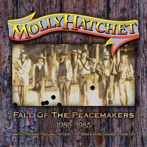 Record Shuffle #19: Molly Hatchet – Fall of the Peacemakers 1980-1985 (Cherry Red Records, 2018)