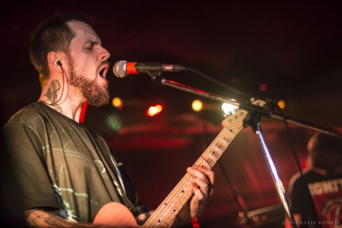 Live Review: Somali Yacht Club/ Fuel Eater / Straytones @ Death Disco, 28/9/18
