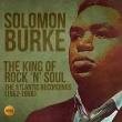 Solomon Burke - The King of Rock 'N' Soul – The Atlantic Recordings [1962-1968] (SoulMusic Records, 2020)