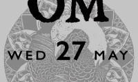 Νέα ημερομηνία Om @ Gagarin205 (22/5/22)