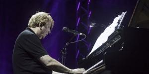 Live Review: Wim Mertens @ Τεχνόπολη Δήμου Αθηναίων, 7/7/2021