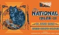 AthensRocks 2021 - The National | IDLES | Balthazar - ΑΝΑΚΟΙΝΩΣΗ