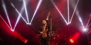 Live Review: Riverside / Movement Οf Static @ Principal Club Theater - Θεσσαλονίκη, 7/3/20