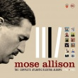 Mose Allison - The Complete Atlantic / Elektra Albums 1962-1983 (Strawberry Records, 2021)